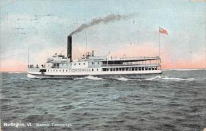 10942   S.S. Ticonderoga