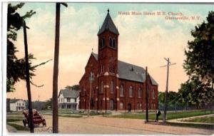 North Main Street M.E. Church, Gloversville NY