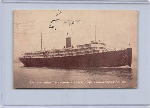 S.S. Berkshire Merchants and Miners Transportation Co.