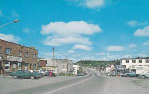 Main Street , TEMAGAMI , Ontario , Canada , 50-60s