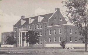 Arkansas Russellville Caraway Womens Dormitory Arkansas Polytechnic College A...
