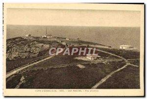 Postcard Old Cap Frehel General view