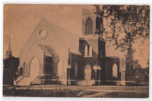 Baptist Church, Phoenix NY