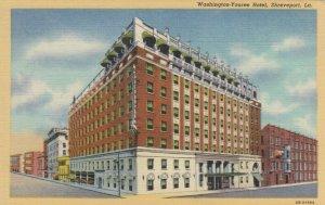 SHREVEPORT , Louisiana , 1930-40s ; Washington-Youree Hotel