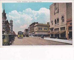 California Alameda Park Street