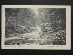 Derbyshire: Buxton  GOYTS VALLEY c1905 by The Woodbury Series No.455