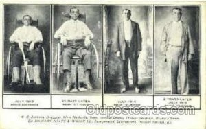 W E. Jackson Druggist, West Nashville, Tenn, Tennessee, USA Stunt Stunts Unus...