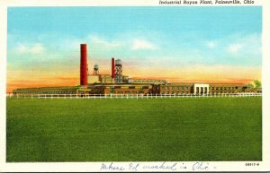 Ohio Painesville Industrial Rayon Plant Curteich