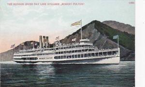 Hudson Navigation Co Steamship ROBERT FULTON, 00-10s