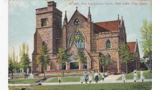 SALT LAKE CITY, Utah, 1900-1910's; First Presbyterian Church