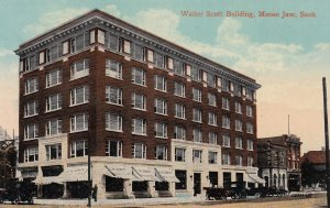 MOOSE JAW , Saskatchewan, Canada , 00-10s ; Walter Scott Building