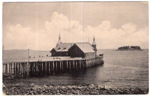 Camden, Maine, Steamboat Wharf