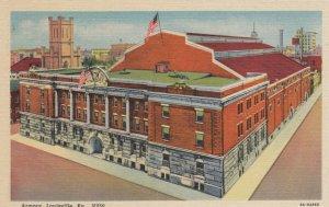 LOUISVILLE, Kentucky, 30-40s ; Armory