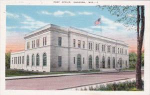 Wisconsin Oshkosh The Post Office