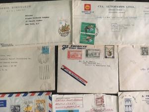 Great Lot of 90 Latin American Covers Wholesale!