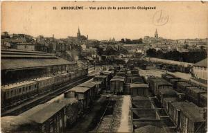 CPA AK ANGOULEME - Vue prise de la passerelle Chaignaud (519246)