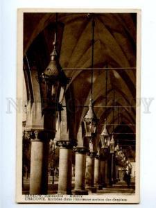 173955 POLAND KRAKOW Sukiennice Arkady Vintage postcard