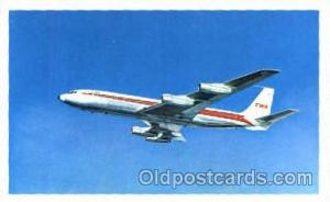 TWA Airlines, Airplane, Unused