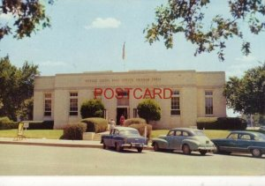 POST OFFICE - GRAHAM, TEXAS Little City of 8000 friendly people - Circa 1955
