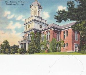 BLOOMSBURG , Pennsylvania , 30-40s State Teachers College