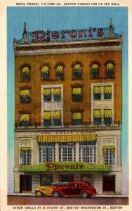 Massachusetts Boston Hotel Pieroni & Sea Grill