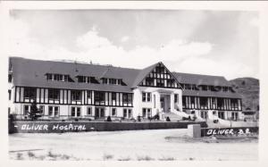 RP, Oliver Hospital (Exterior), Oliver, British Columbia, Canada, 1920-1940s