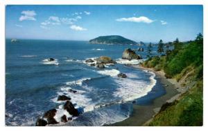 1960s Trinidad Head, CA Postcard *5N(2)13