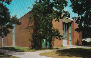North Carolina Hickory Monroe Auditorium Lenoir Rhyne College
