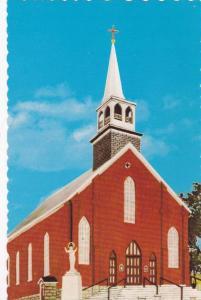 Eglise Saint-Andre De Sutton, Quebec, Canada, 1940-1960s