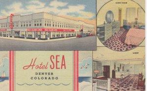 DENVER , Colorado , 1930-40s ; Hotel SEA