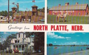 Nebraska Greetings From North Platte