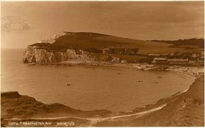 (k21) Freshwater Bay - Isle of Wight Postcard
