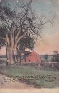 Connecticut Windham Col Elderkin House
