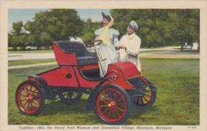 1903 Cadillac Henry Ford Museum Dearborn Michigan Curteich
