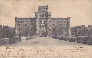 K. u. K. Arsenal, Wien, Austria, PU-1911