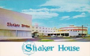 Ohio Shaker Heights Shaker House Motor Hotel