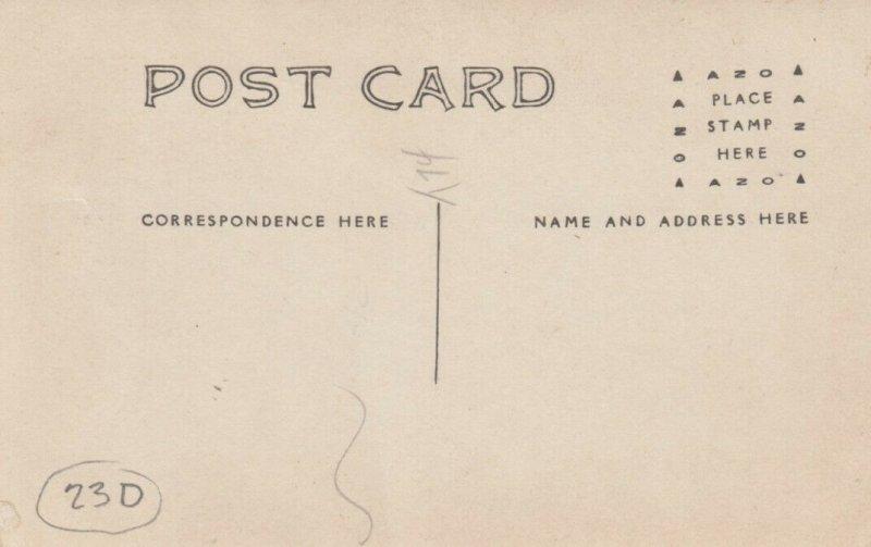 RP:Man posing with postcard display , 00-10s