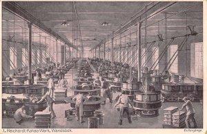 Wandsbek Germany Reichardt Kakao Werk Chocolate Factory Interior PC JF686408