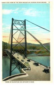 701  Bear Mountain  Hudson RIver Bridge