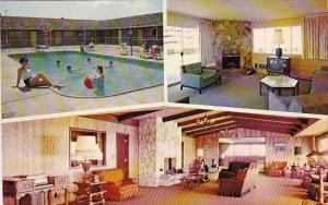 The Executive Villoa Motel With Pool Ocean Shores Washington
