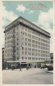 SAN FRANCISCO, California, PU-1915; Hotel Washington, Grant Ave. & Bush St.