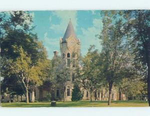 Pre-1980 MUSEUM SCENE Fort Riley - Manhattan & Junction City Kansas KS ho9757