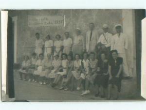 old rppc NICE VIEW Havana - Habana Cuba i3433
