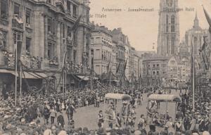 Antwerpen , Belgium , 00-10s ; Juweelenstoet , Groep van Italie