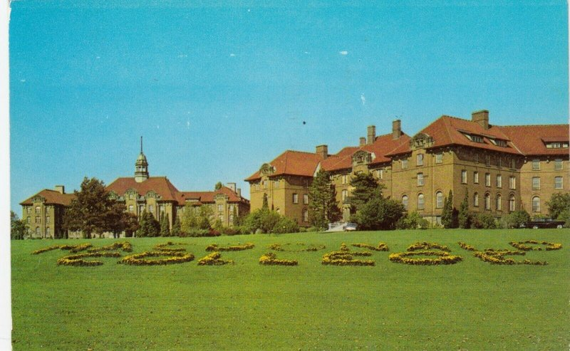 STE-ANNE-DE-BELLEVUE , Quebec, 1960-80 ; Macdonald College
