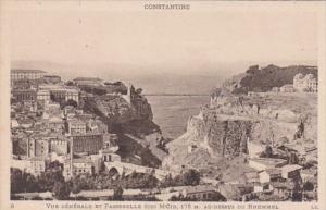 Algeria Constantine Vue Generale