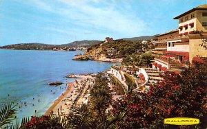 Mallorca Spain Postal Used Unknown