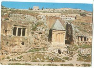 Jerusalem Tomb of Bnei Hezir St. James Tomb & Zacharias Tomb