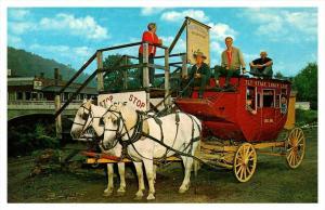 11640  W.VA  Cass  T.L.T. Stagecoach Line