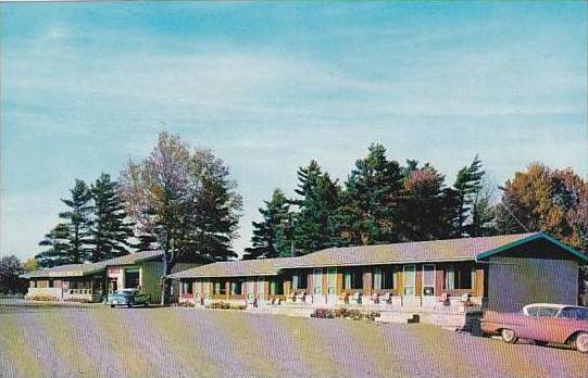Canada Ontario Gravenhurst Canoka Motel